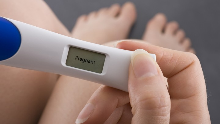 Test de Embarazo tipo Digital