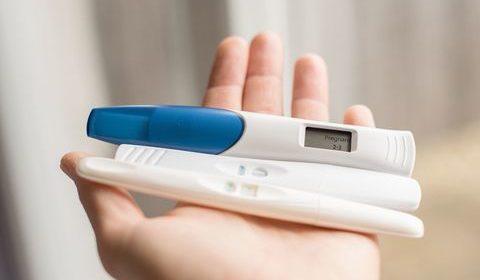 Imágen de todos los tipos de Test de Embarazo