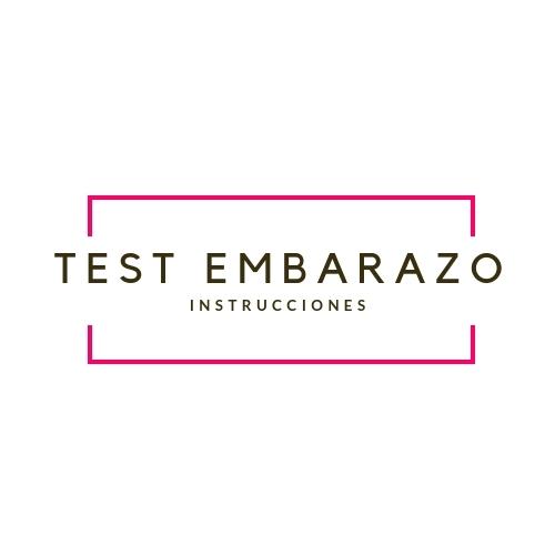 Instrucciones Test de Embarazo
