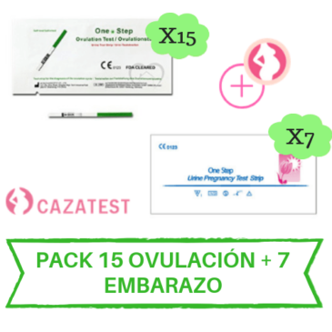 test pack 15 + 7
