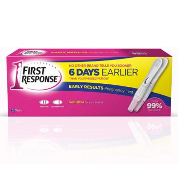 Test embarazo 1First Response