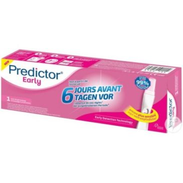 test predictor early